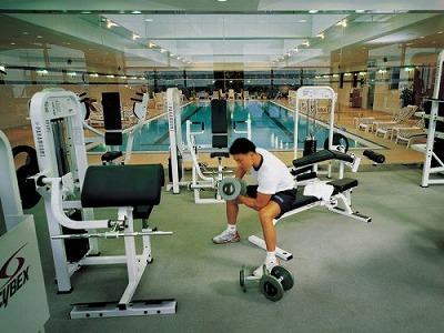 グランド インターコンチネンタル ソウル gym  pool