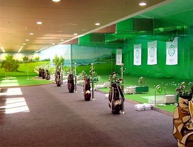 グランド インターコンチネンタル ソウル golf