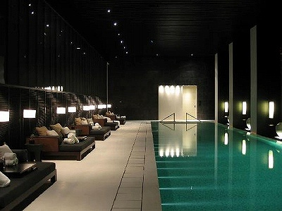 The Puli Hotel and Spa indoor-pool