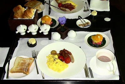The Puli Hotel and Spa breakfast
