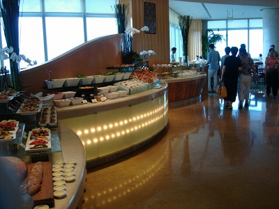 jw marriott shanghai breakfast