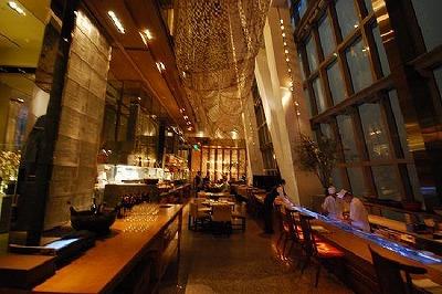 Park Hyatt Shanghai 100-century-avenue-restaurant