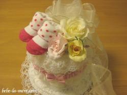 bebe la mere *ベベ・ラ・メール* おむつケーキ
