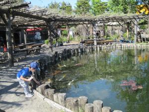 男山酒造庭園2