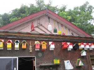 ナブの家 小屋