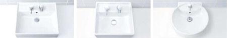 INAXベッセル壁付け兼用洗面器