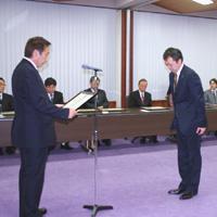 2011岐阜市優良建設工事業者表彰式