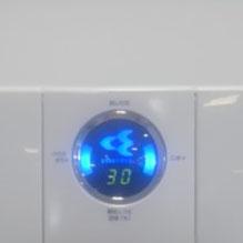 ダイキン加湿空気清浄機モニタ