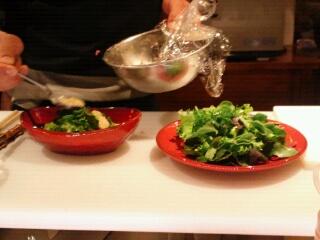 鎌倉野菜 盛りつけ