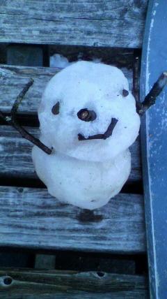 snow -man