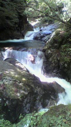 西沢渓谷1