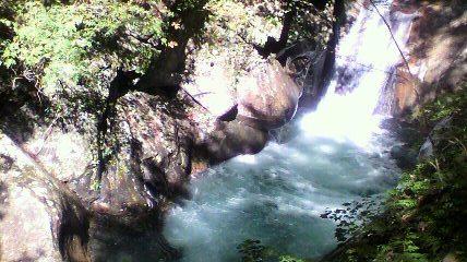 西沢渓谷2
