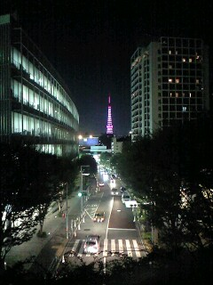 p東京タワー