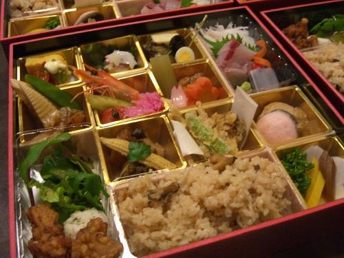 5250円弁当・春