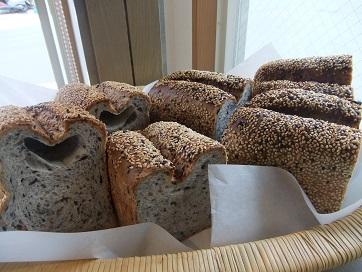 五穀米粉パン