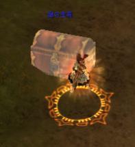 20110716精霊の森謎の宝箱2