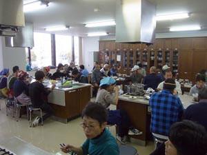 2011年11月20日食事風景