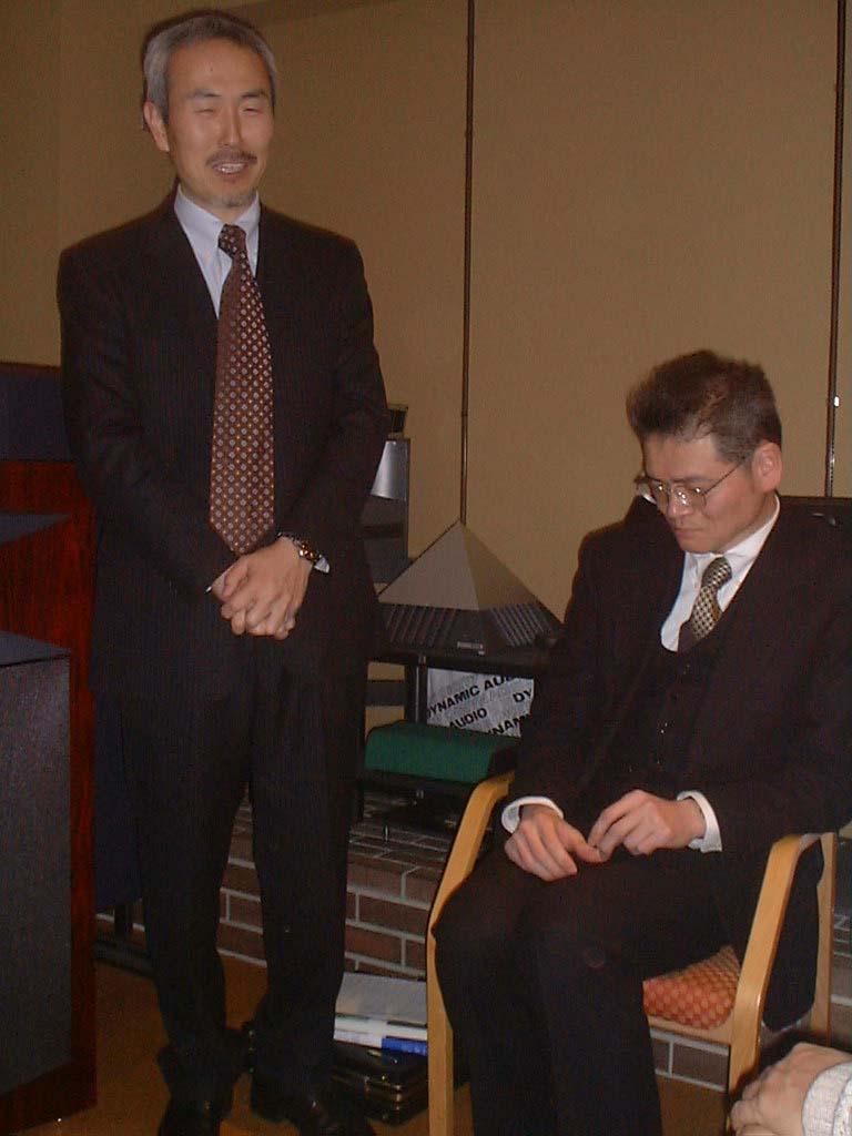 厚木さんと山口さん