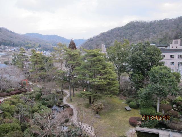 賀茂川荘屋外2