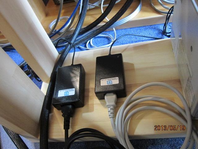TS119用別電源