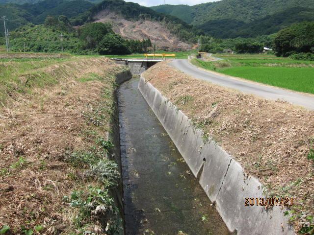 沢江川上流