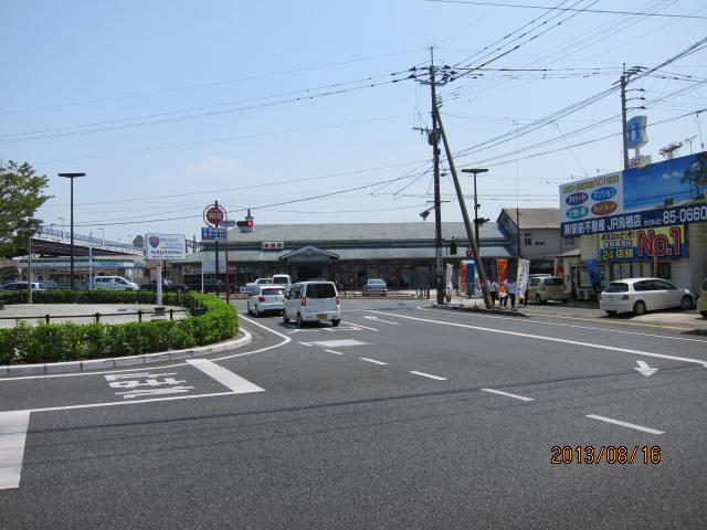 JR鳥栖駅