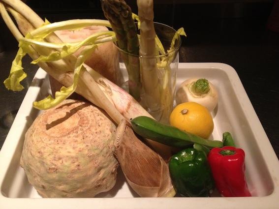 【GAMIN】春野菜