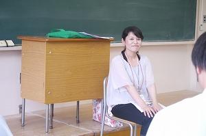 青山佳世子さん