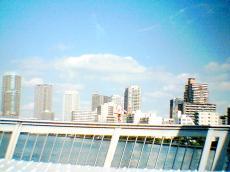平成23年9月29日 窓からの眺め