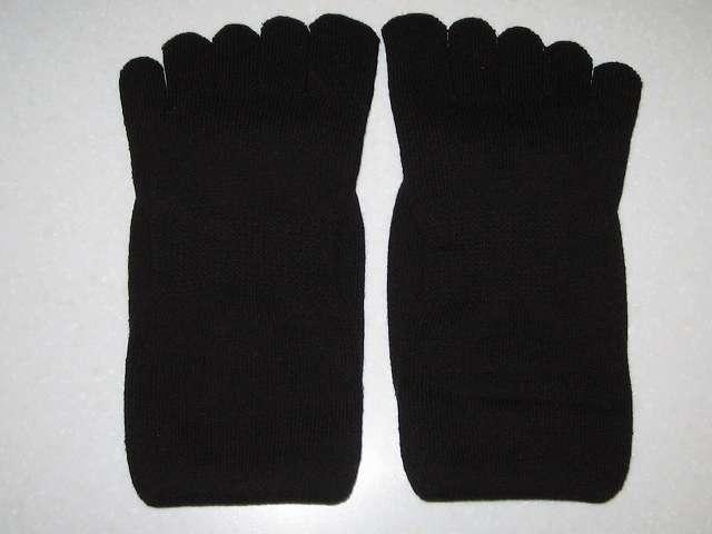 冷えとり靴下の 841(ヤヨイ) パイルもこソックス