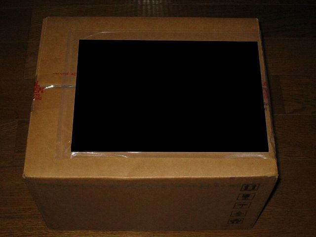 Seagate HDD RMA HDD 梱包用ダンボール