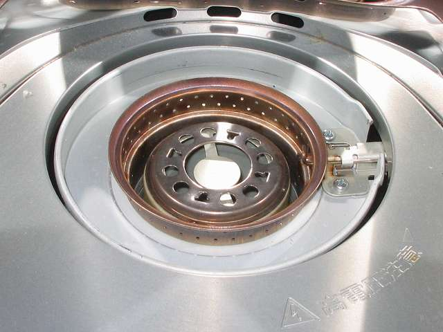 TOYOTOMI トヨトミ 石油ストーブ RS-S23C(B) しん調節器
