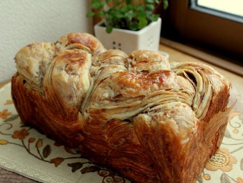 13.03.30コーヒーデニッシュ食パン