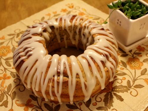13.03.31オレンジ紅茶のリングパン
