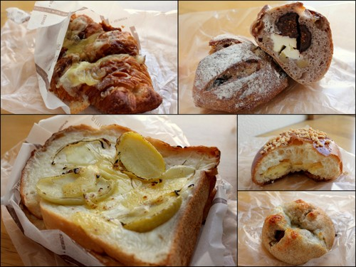 13.05.07ブランジェリーヒロのパン