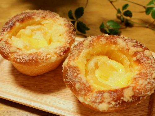 13.05.27アップルチーズケーキパン