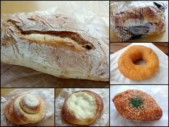 13.09.18ASUNAROのパン_ソフト系