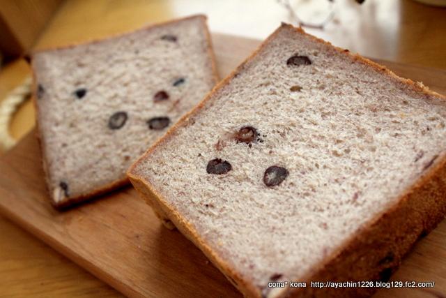 13.09.21あずきミルク食パン_クラム