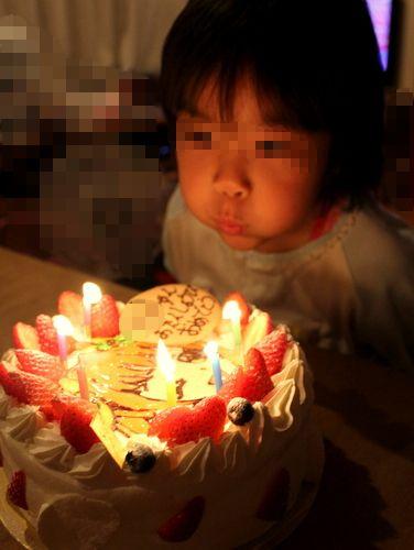 13.04.23次女誕生日会