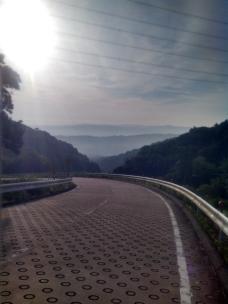 奈良側景色
