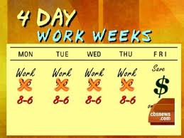 four day workweek