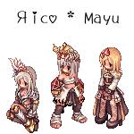 Яico(やいこ)/ Mayu / かんこなど
