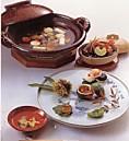 金茶寮・八寸と鍋