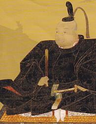 徳川家康・肖像画部分
