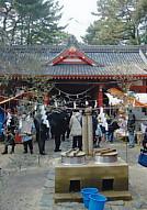 秋葉神社・竈