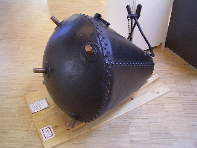 ロシア帝国の係維機雷