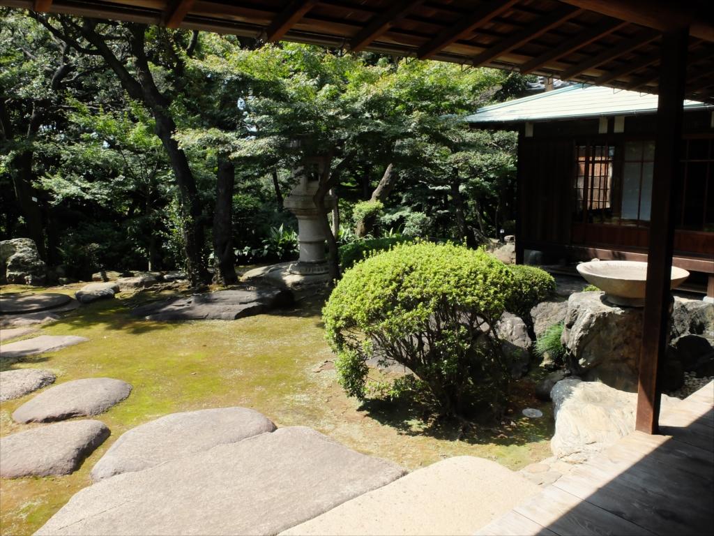 広縁から眺める庭の佇まいは最高_1