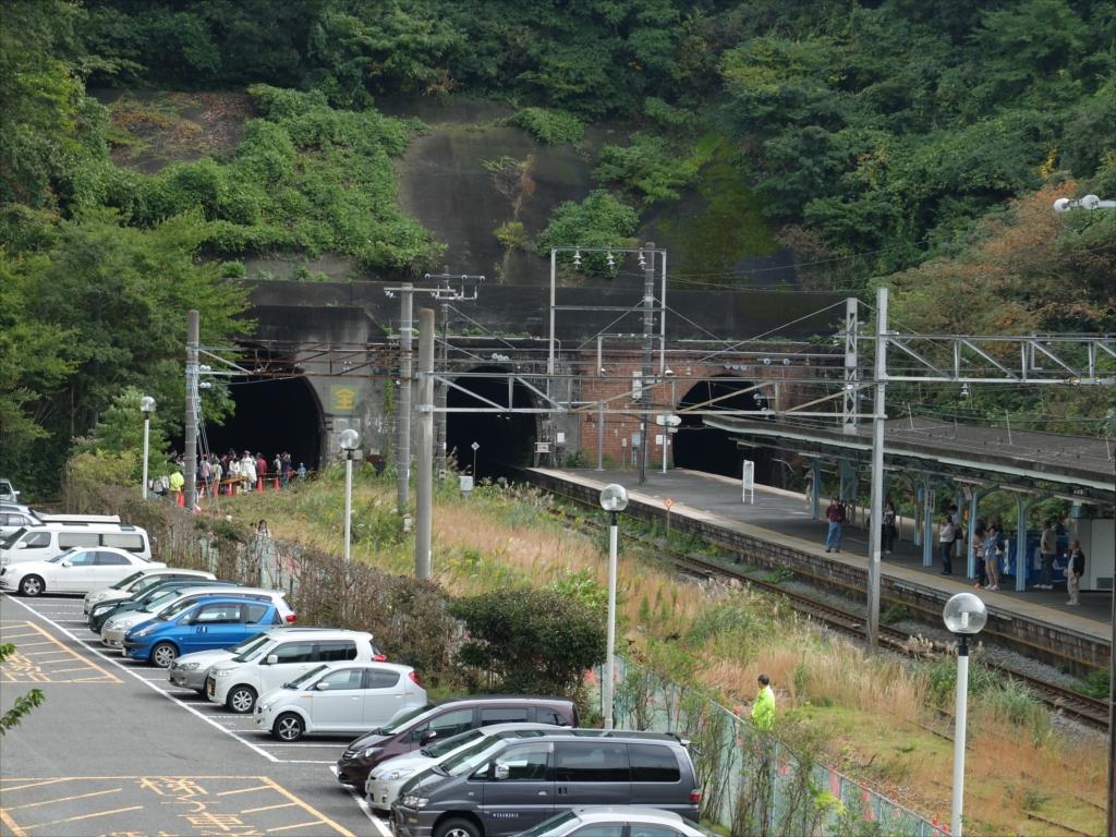陸橋上から見た七釜トンネル_1