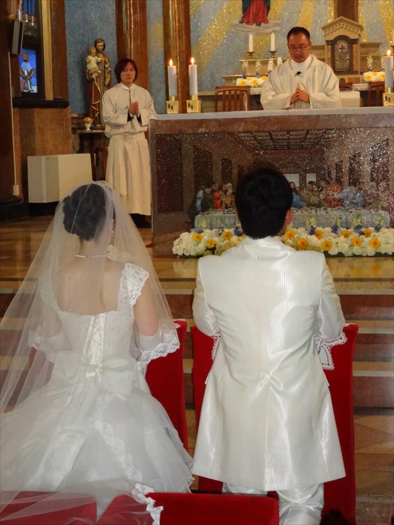 結婚式の様子_2