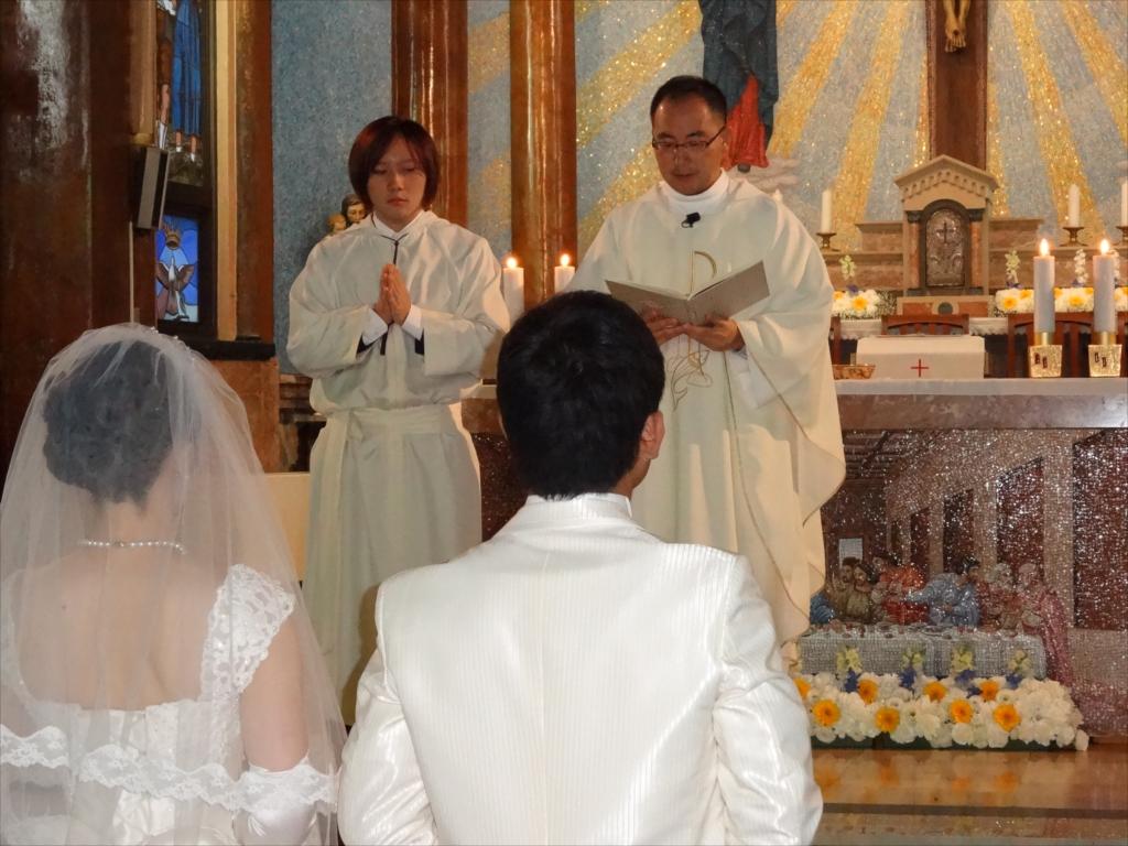 結婚式の様子_7